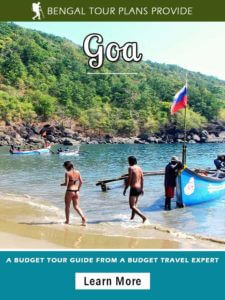 Goa package tour booking