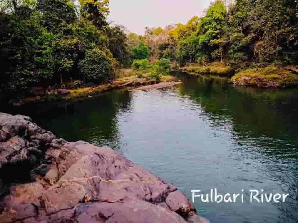 Fullbari river from meghahatuburu kiriburu