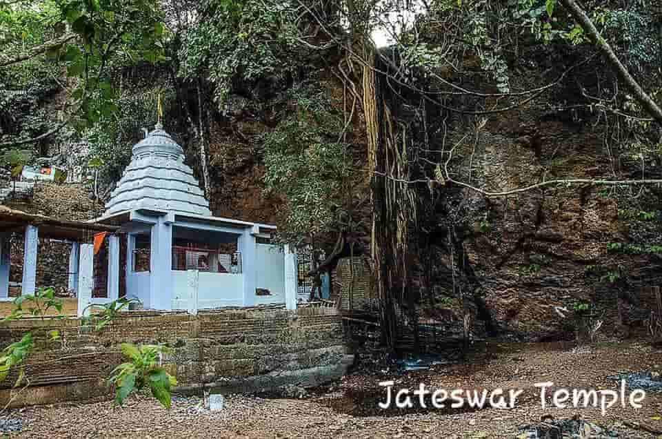 Jateswar Temple at Kiriburu meghataburu