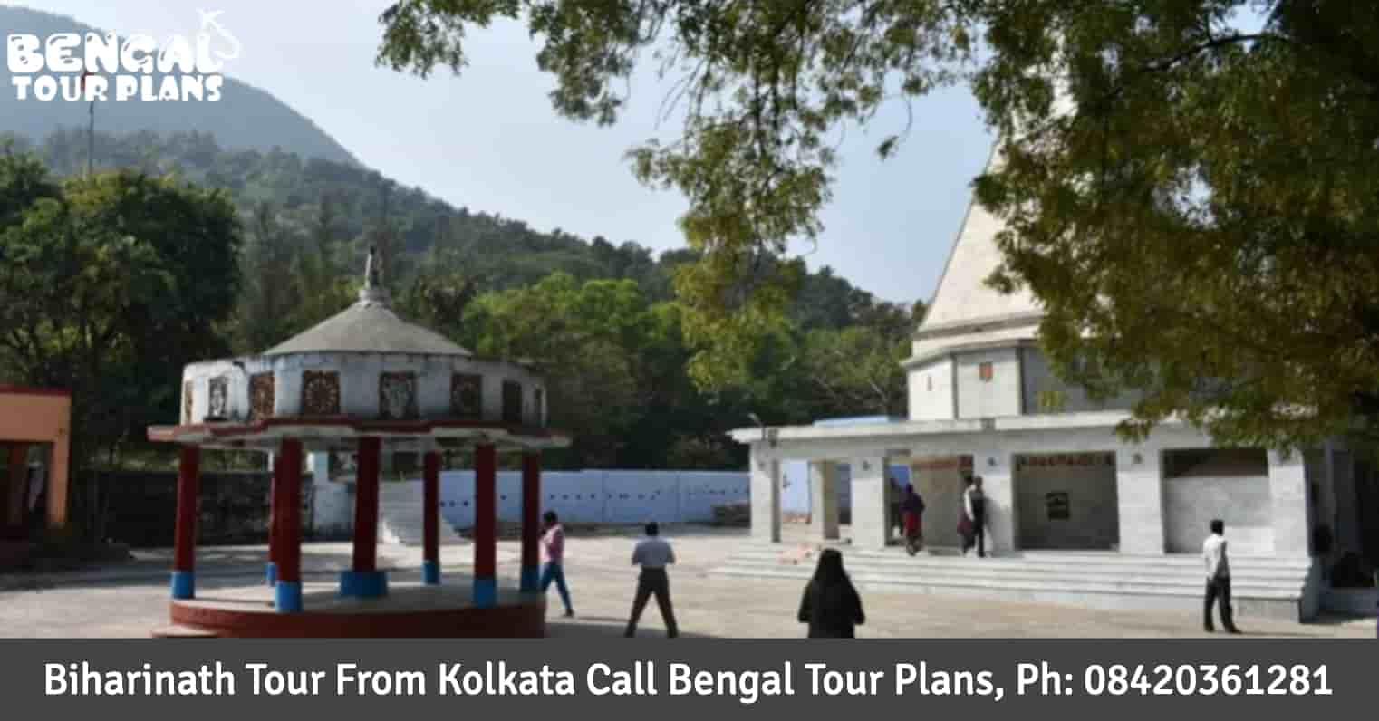 Biharinath Tour From Kolkata