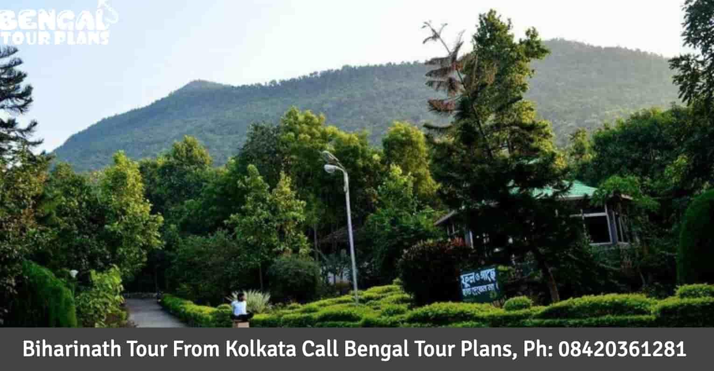 Biharinath Tour Package From Kolkata