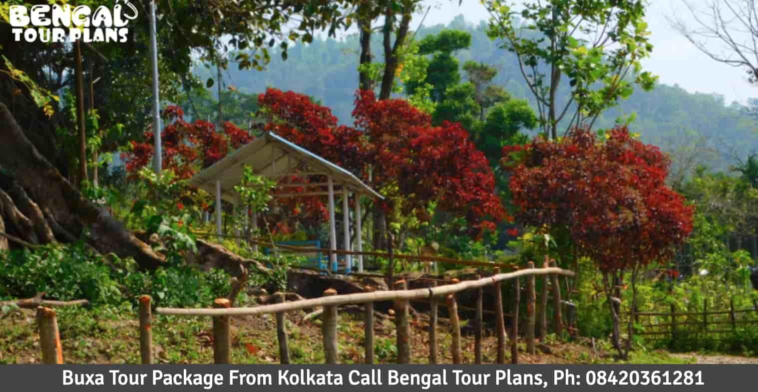 Buxa Tour From Kolkata