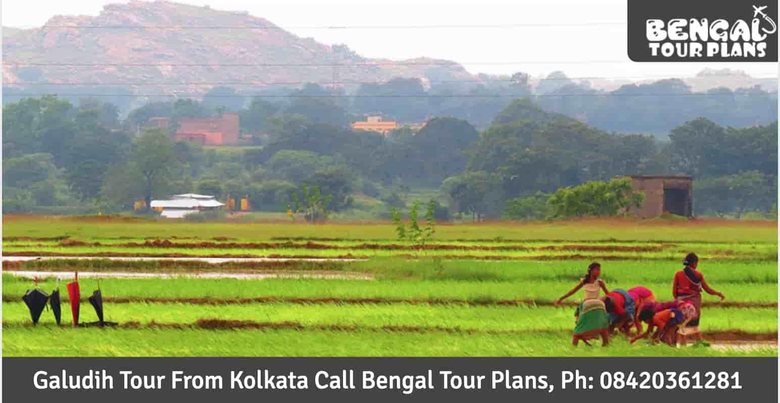 Galudih Tour From Kolkata