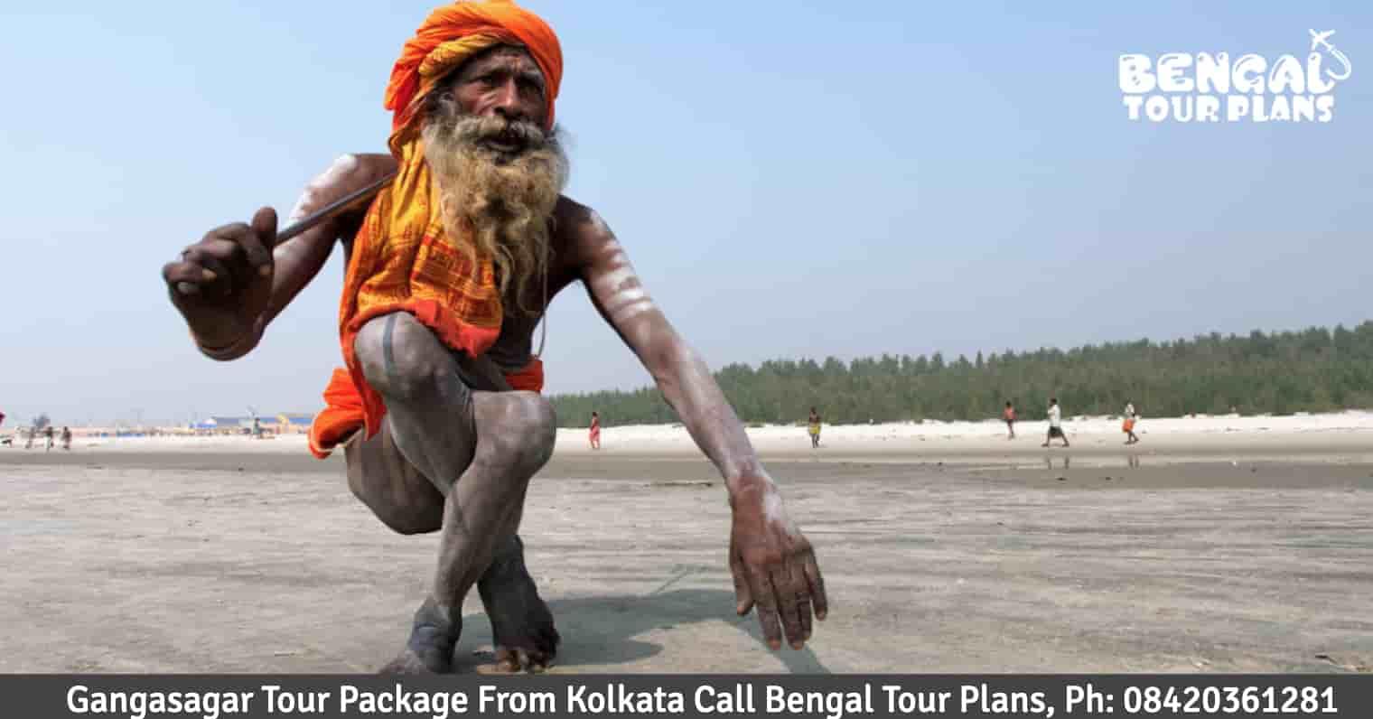 Gangasagar Tour From Kolkata