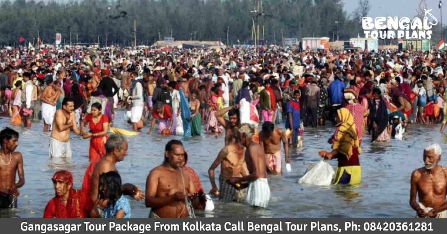 Gangasagar Tour Package From Kolkata