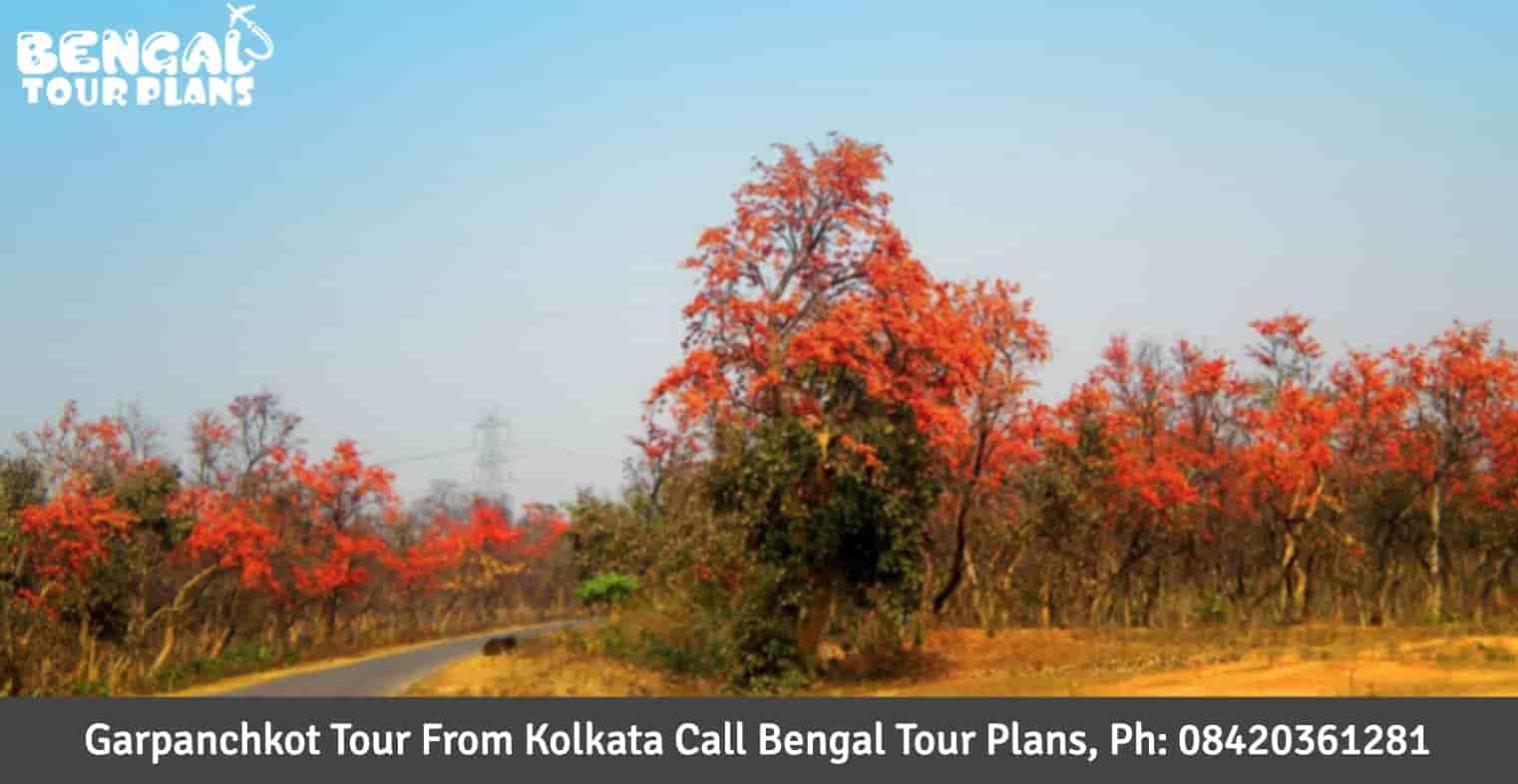 Garpanchkot Tour From Kolkata