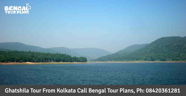 Ghatshila Tour From Kolkata