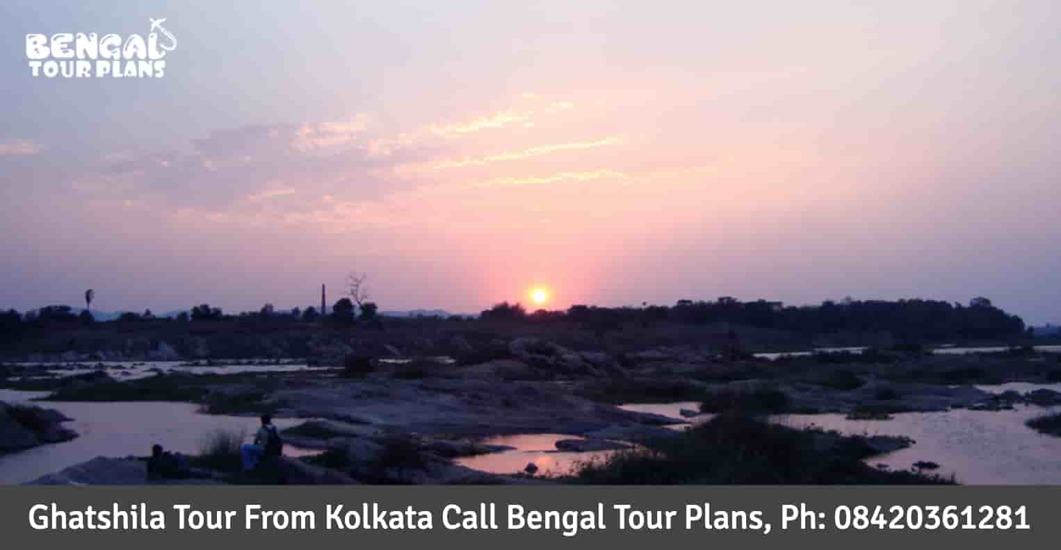 Ghatshila Tour Package From Kolkata
