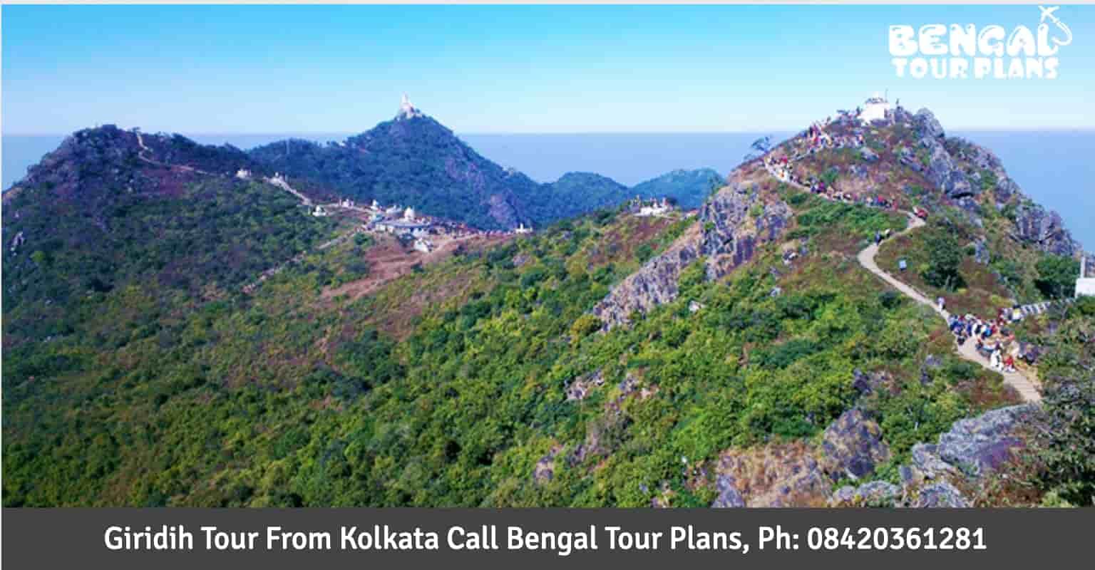 Giridih Tour From Kolkata
