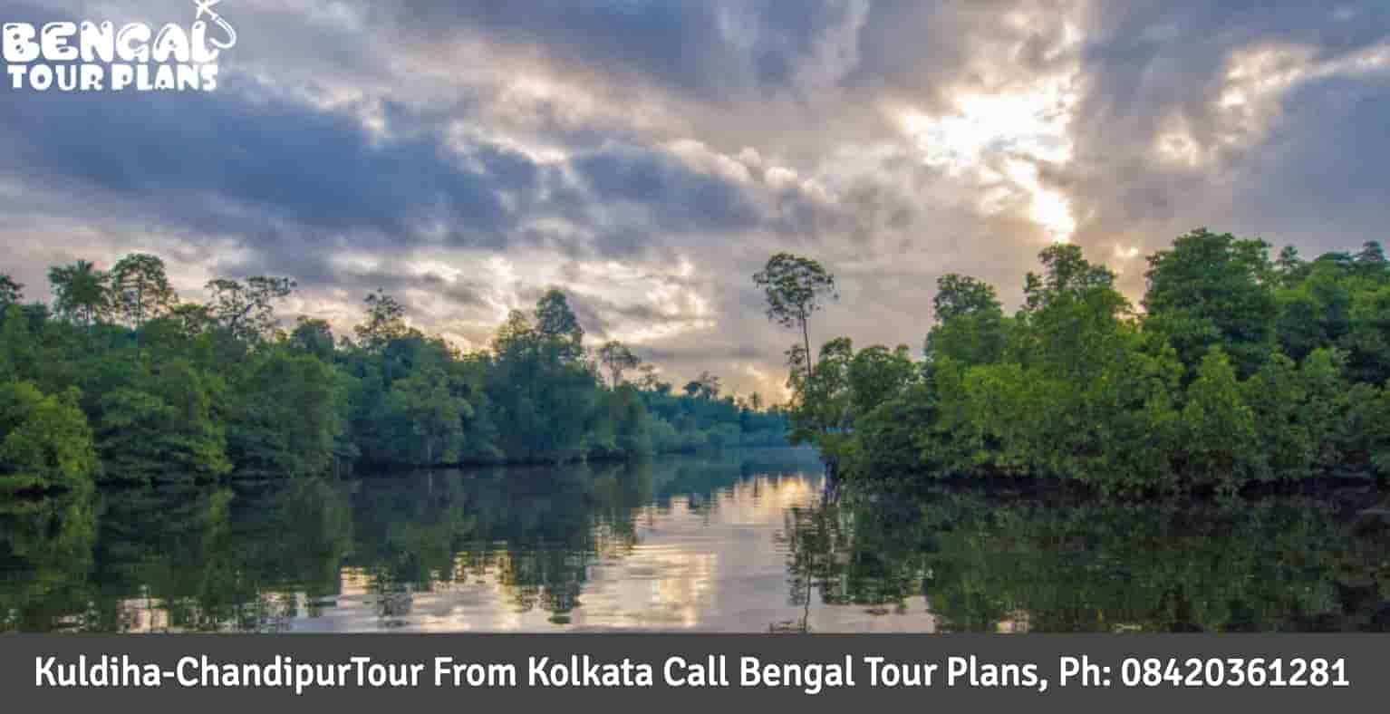 Kuldiha Chandipur Tour From Kolkata
