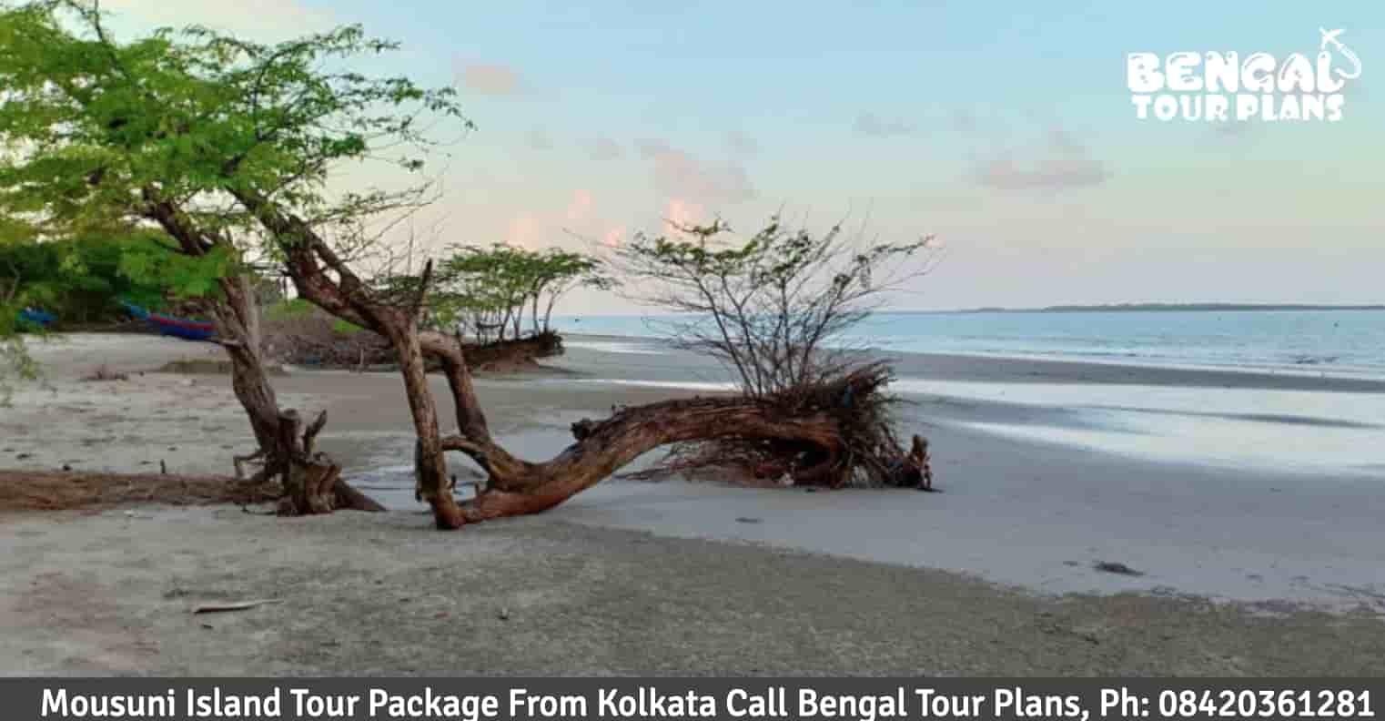 Mousuni Island Tour From Kolkata