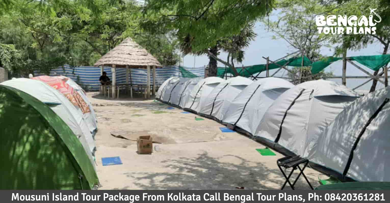 Mousuni Island Tour Package From Kolkata