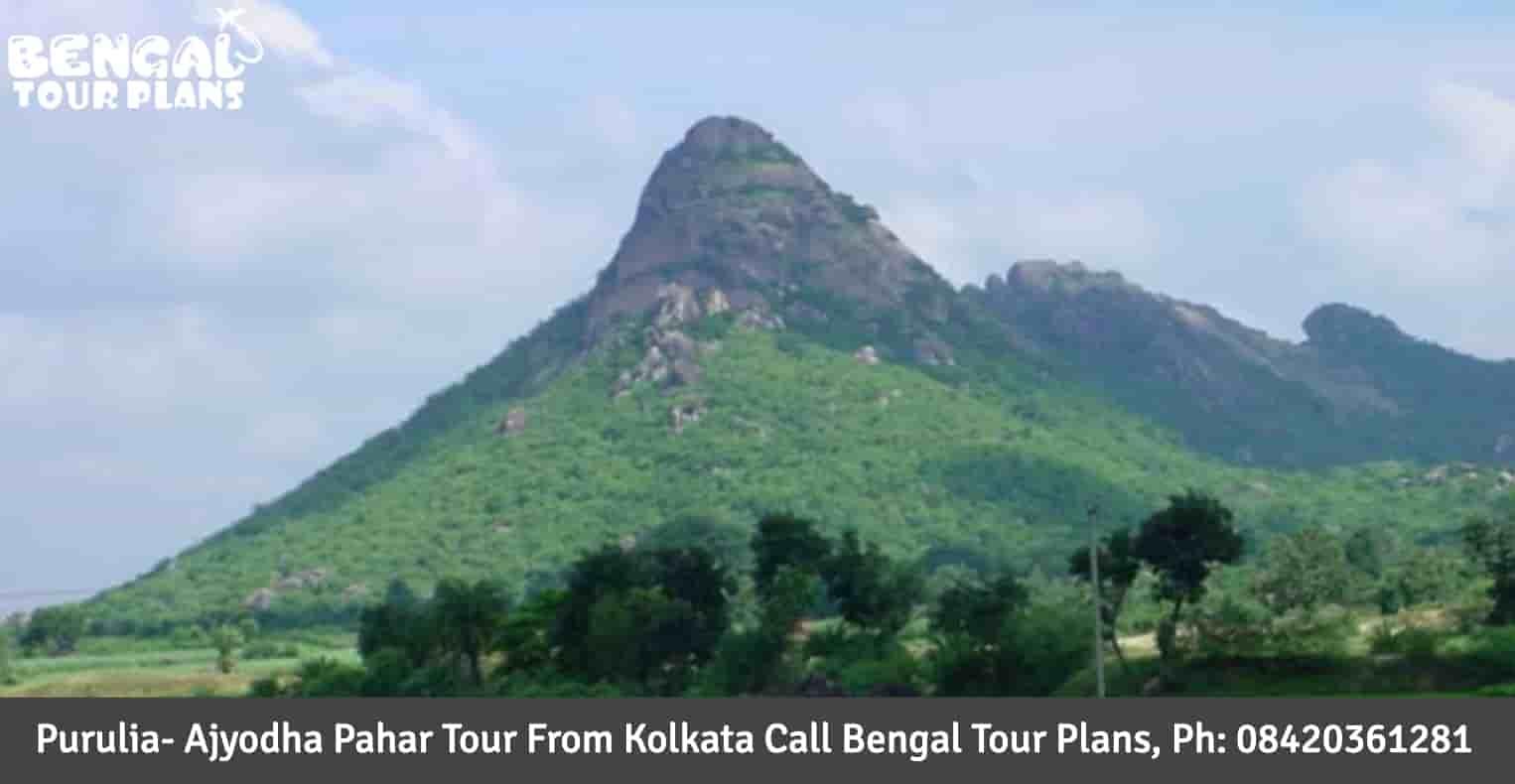 Purulia Ajyodha Pahar Tour From Kolkata