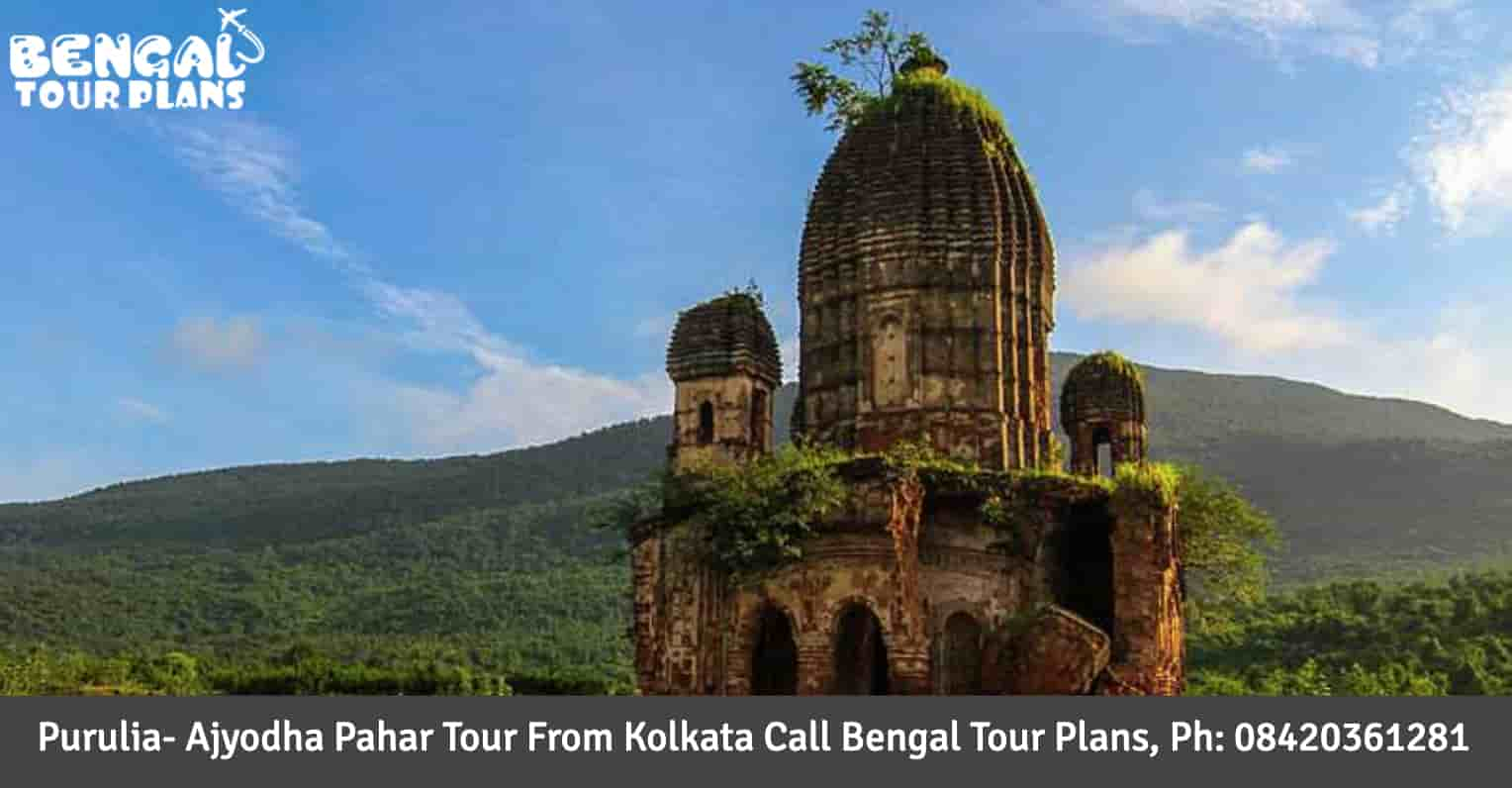 Purulia Ajyodha Pahar Tour Package From Kolkata