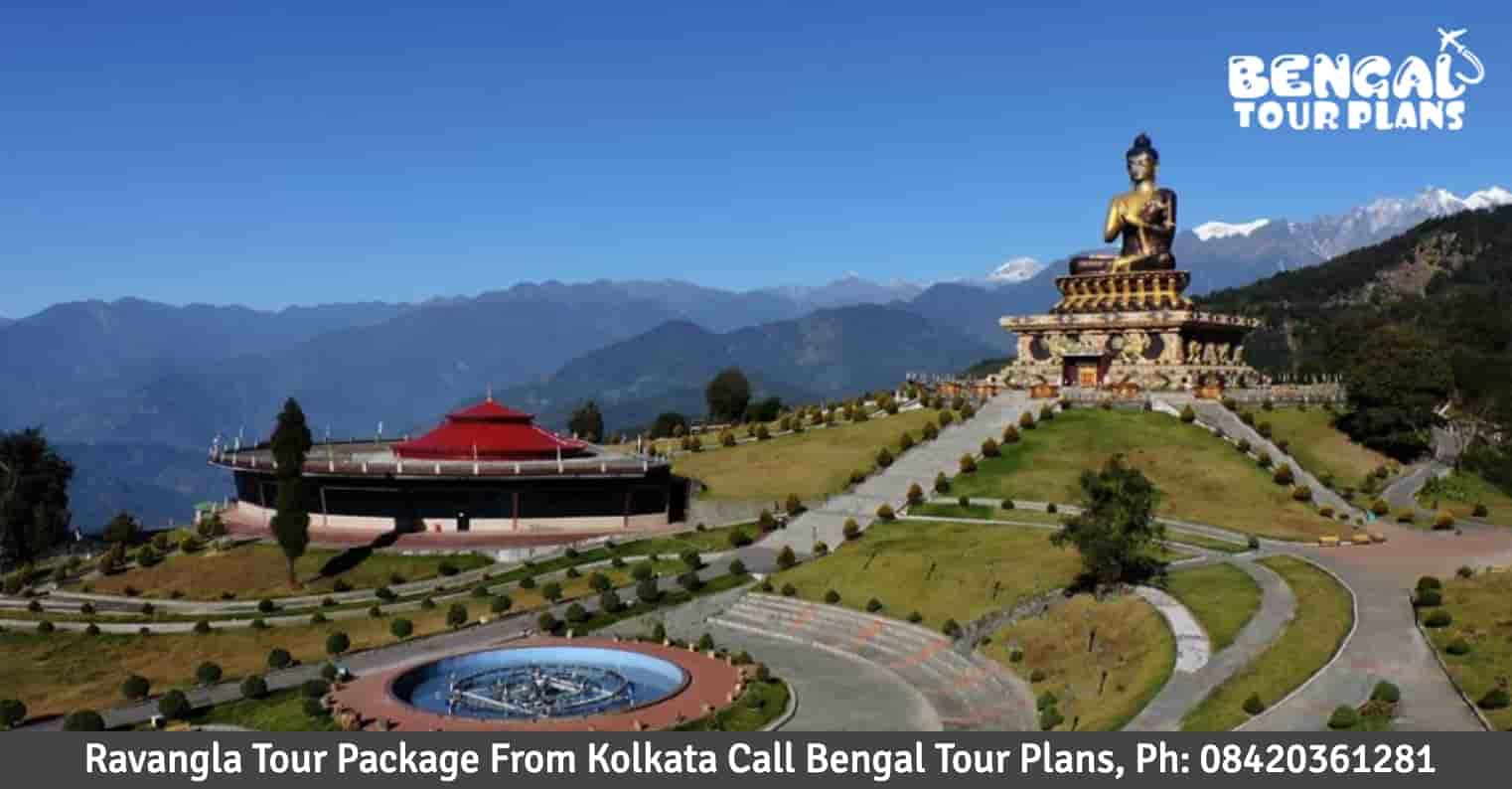 Ravangla Tour Package From Kolkata