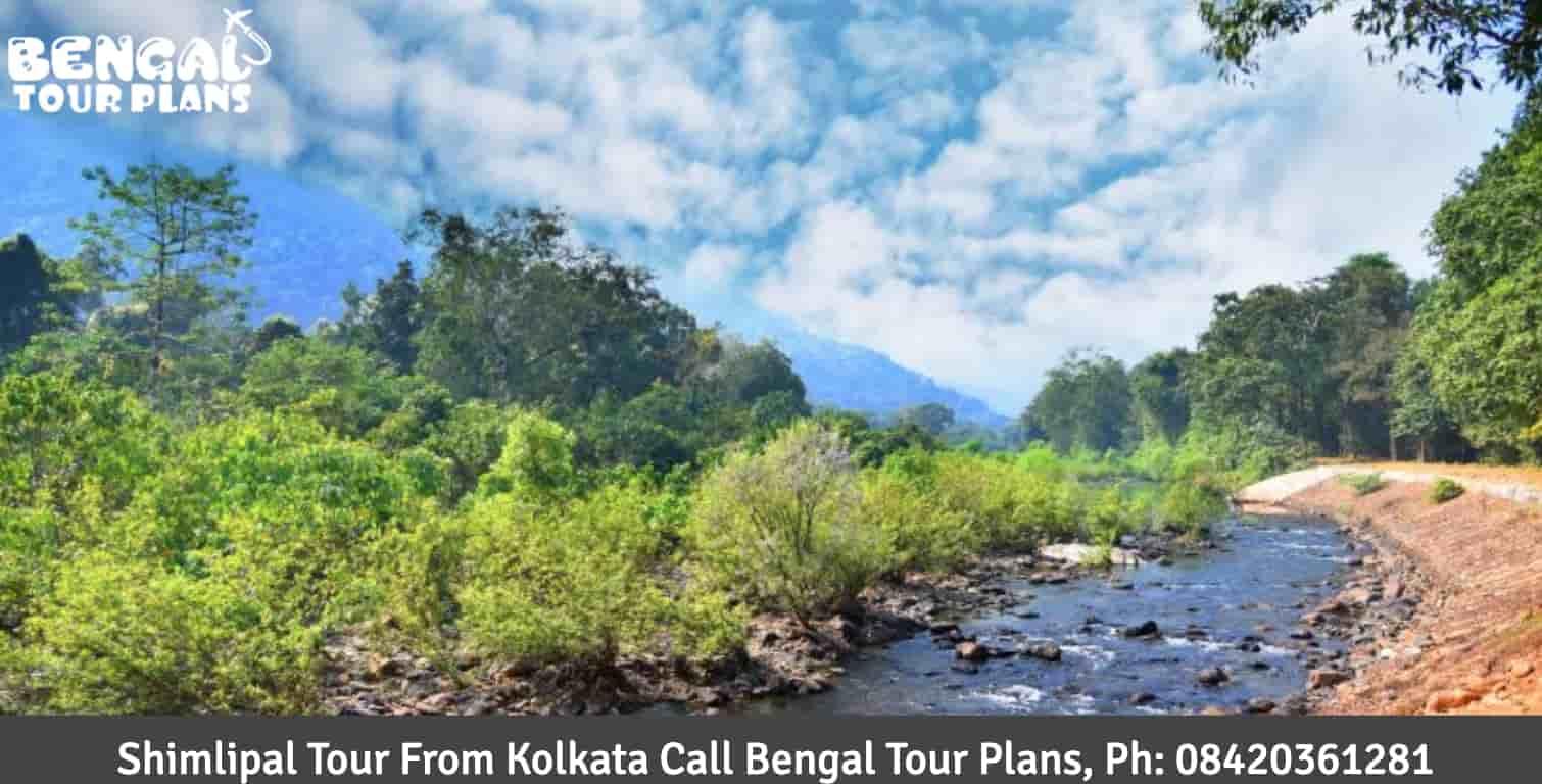 Shimlipal Tour From Kolkata