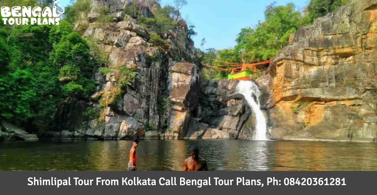 Shimlipal Tour Package From Kolkata