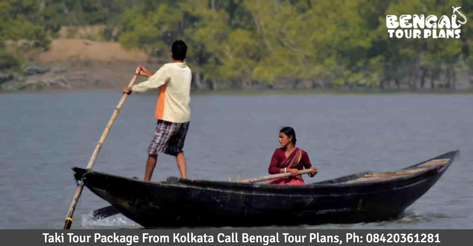 Taki Tour Package From Kolkata