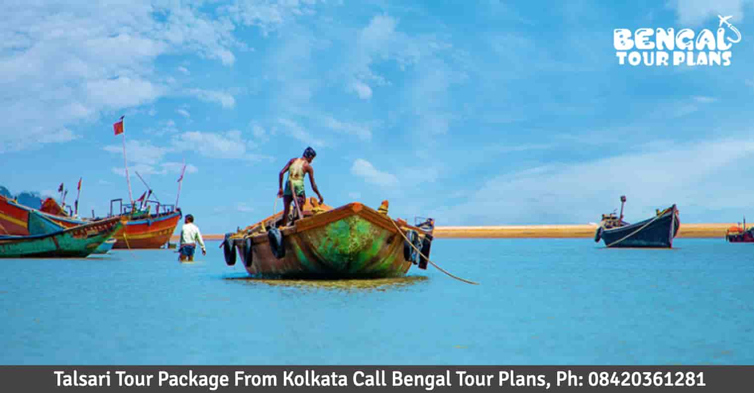 Talsari Tour From Kolkata