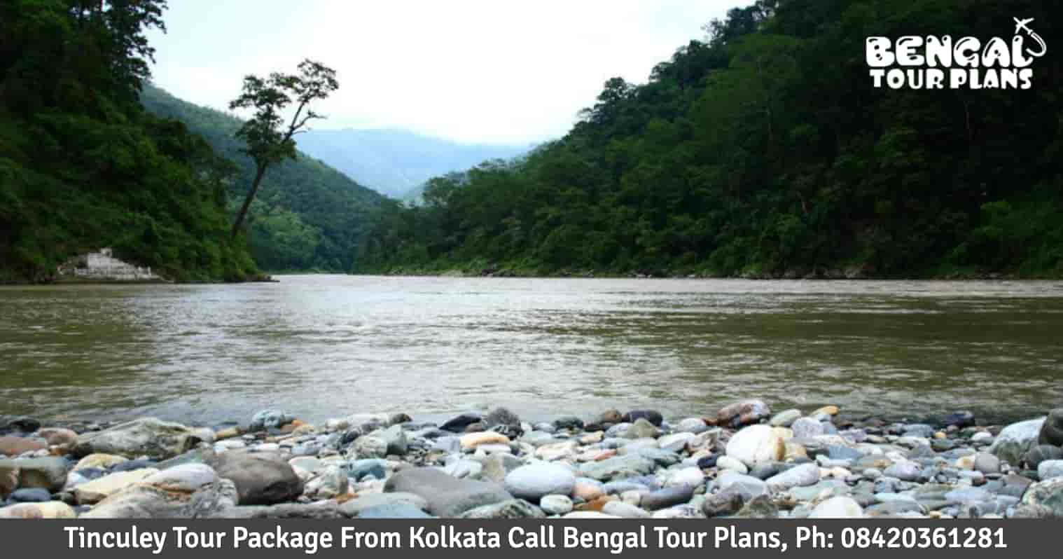 Tinchuley Tour From Kolkata