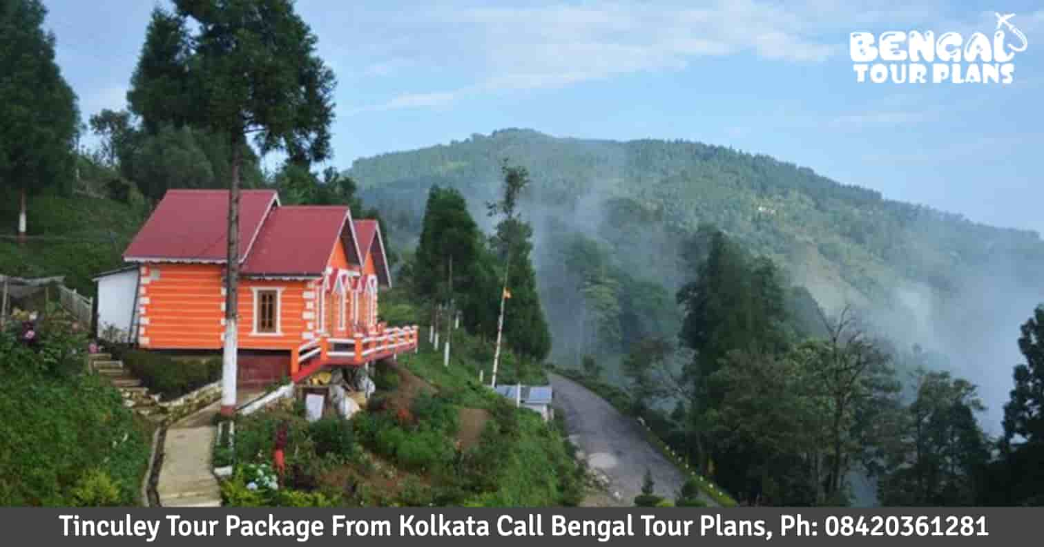 Tinchuley Tour Package From Kolkata