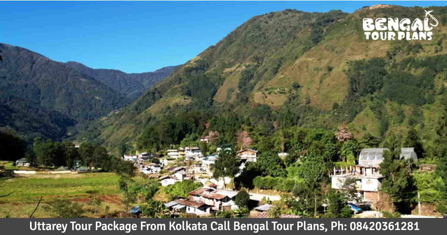 Uttarey Tour From Kolkata