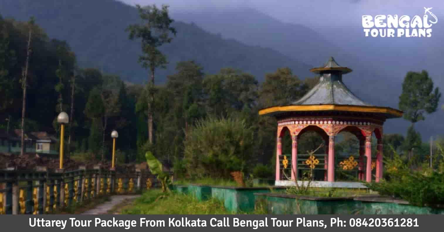 Uttarey Tour Package From Kolkata