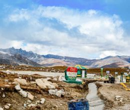 Bumla Pass In Arunachal Pradesh